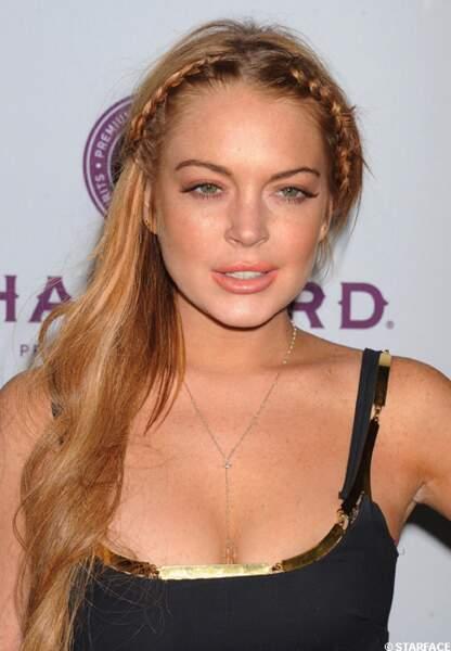 Baba cool pour Lindsay Lohan