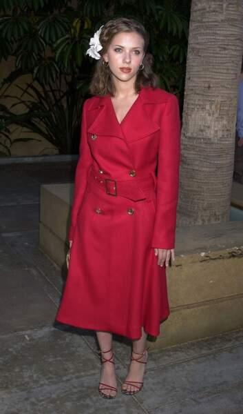 1998. Le glamour s'invite peu à peu...