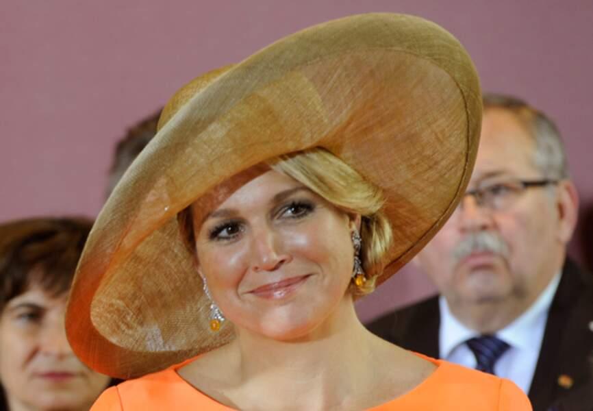 La reine Maxima des Pays-Bas