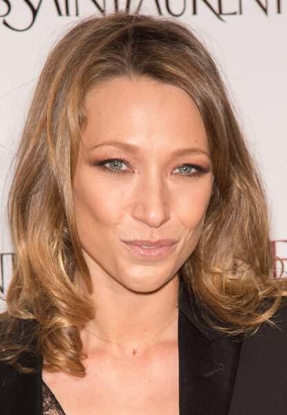 Make-up ensoleillé pour Laura Smet