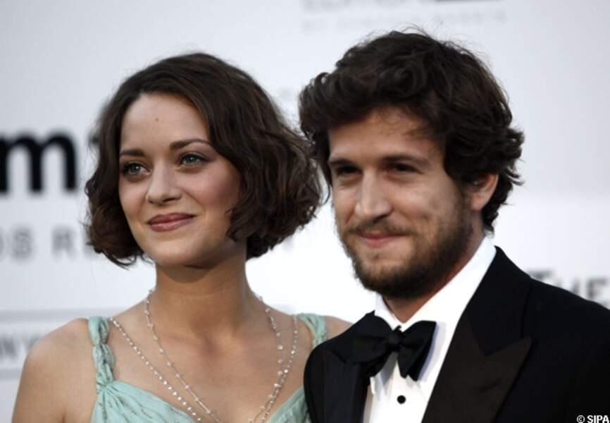 Marion Cotillard er Guillaume Canet sont déjà venus en couple pour des soirées caritatives
