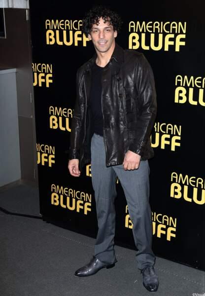 L'acteur Tomer Sisley