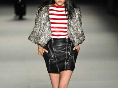 Fashion Week - Saint Laurent priez pour la mode