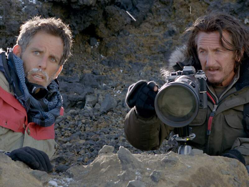 La vie rêvée de Walter Mitty, avec Ben Stiller la même année