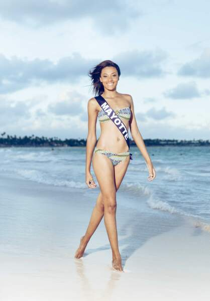 Luly Langlade, Miss Mayotte