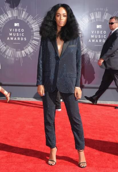 Solange Knowles en H&M Studio