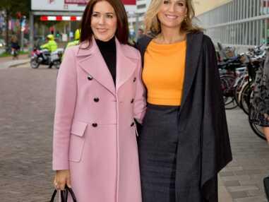 Maxima des Pays-Bas: son retour en style