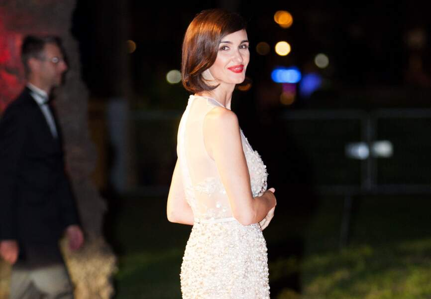 Paz Vega lors de l'after party du film Grace de Monaco