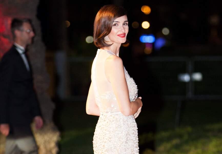 Paz Vega lors de l'after party du film Grace de Monaco