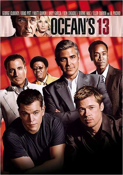 Ocean's thirteende Steven Soderbergh en 2007