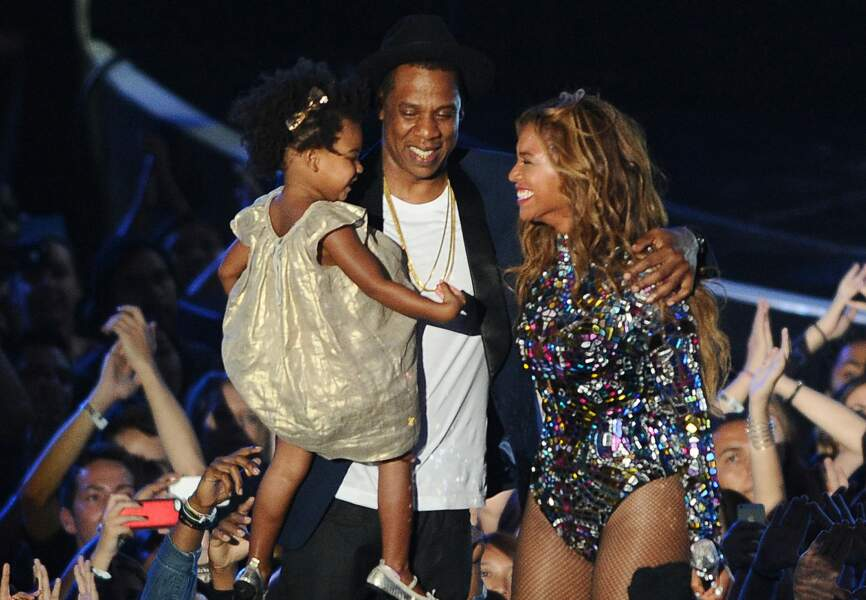 Beyoncé en Tom Ford, Blue Ivy en Bonpoint... le chic français s'impose!