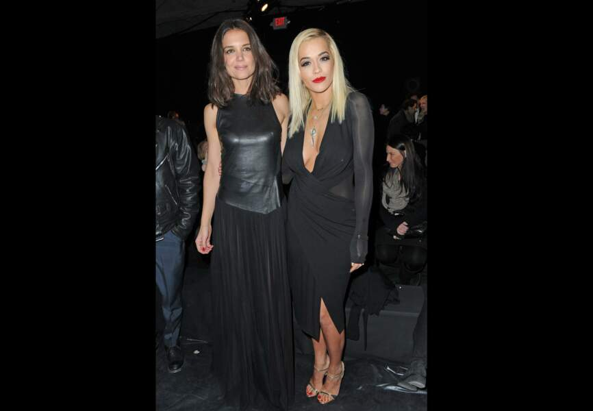 Katie Holmes et Rita Ora