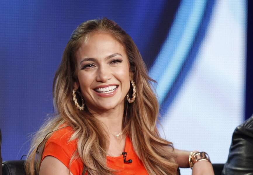 Jennifer Lopez jurée d'American Idol en 2012