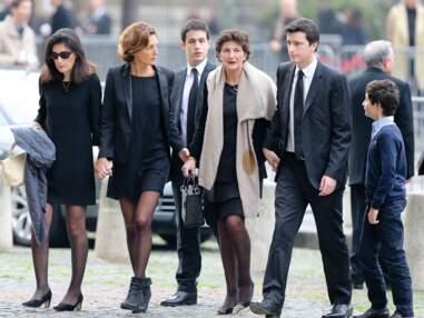 Les obsèques de Christophe de Margerie