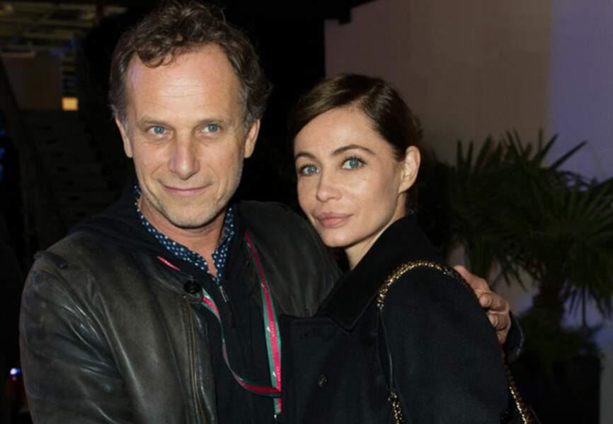 Charles Berling et Emmanuelle Béart