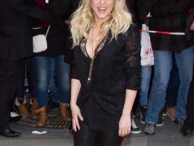 Shakira chez Sephora sur les Champs-Elysées