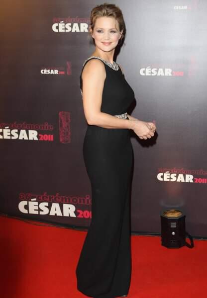 Virginie Efira en 2011 aux César