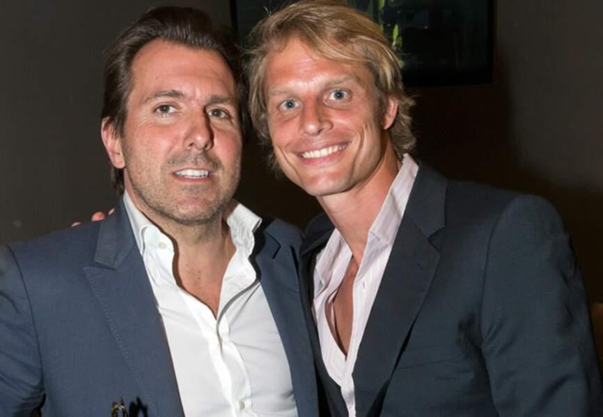 Christophe Lambert (EuropaCorp) et Arnaud Lemaire