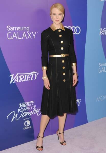 Nicole Kidman casual chic en octobre 2013