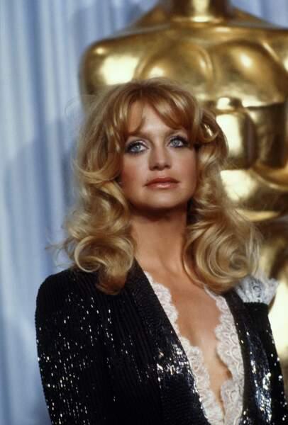 Sa mère Goldie Hawn lui a montré le chemin