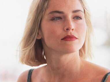 Sharon Stone à Cannes