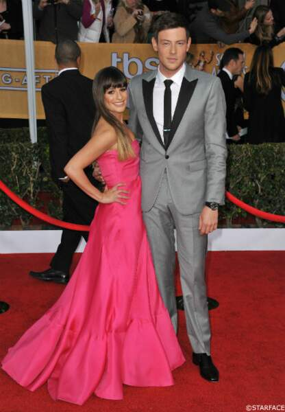 En janvier 2013 aux Screen Actors Guild Awards de Los Angeles