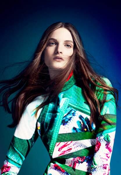 Mary Katrantzou pour adidas Originals