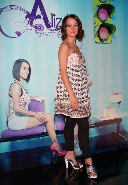 Alizée savoure son succès au Mexique pour son album Psychédélices