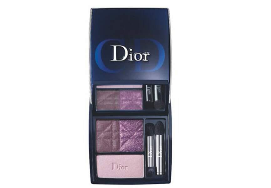 Dior – 3 couleurs Smoky – 40,90€
