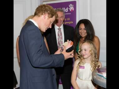 Harry : un prince du cœur pour les enfants malades