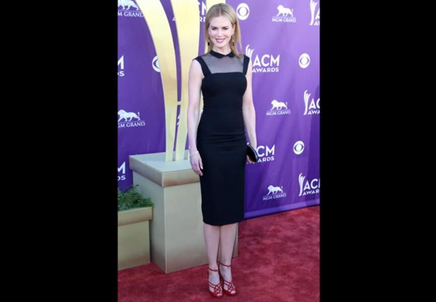 Nicole Kidman, le chic à l'état pur