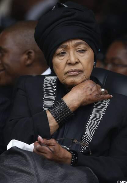 Winnie Mandikizela-Mandela