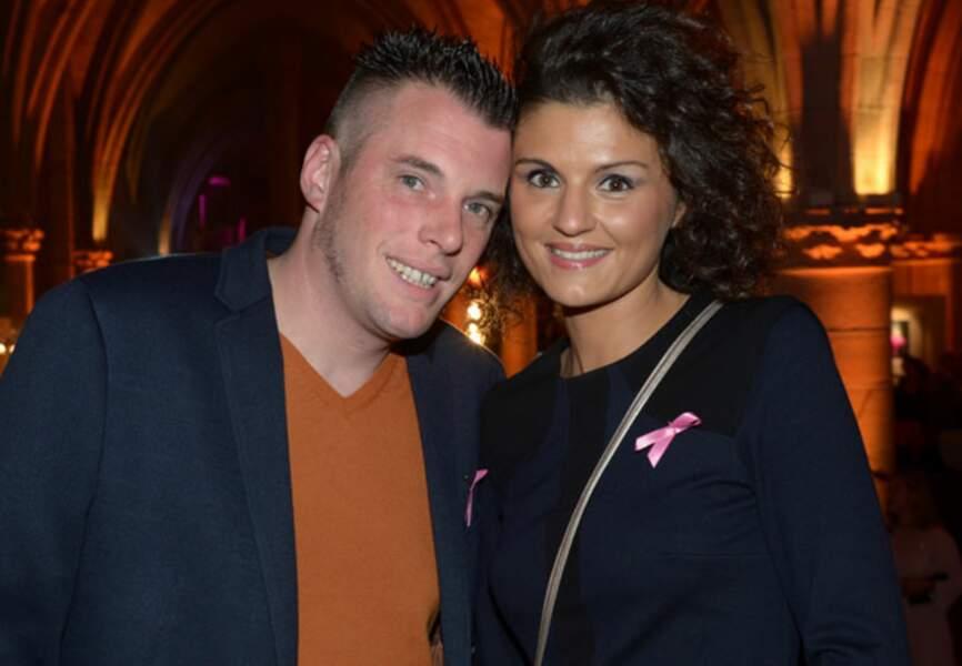Norbert de Top Chef 2012 et sa femme