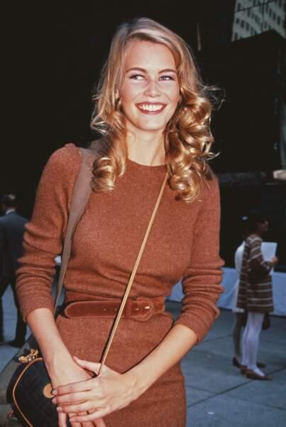 Claudia Claudia Schiffer 1992