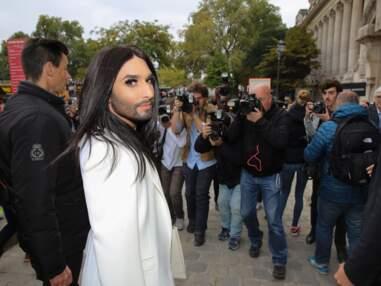 T'as le look... Conchita Wurst!