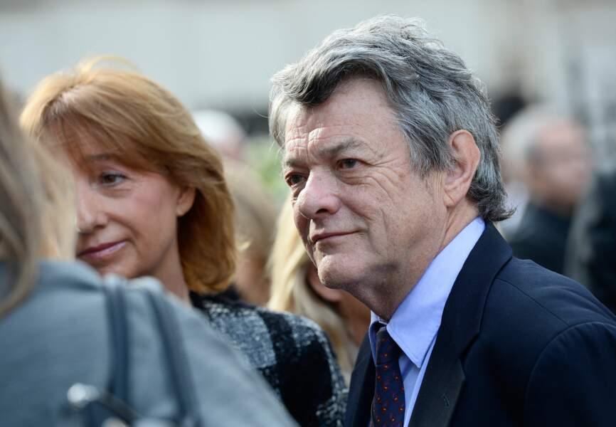 Son époux, Jean-Louis Borloo était présent pour soutenir Cendrine Dominguez