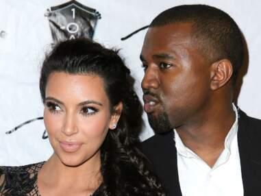 Kim Kardashian et Kanye West accueillent 2013