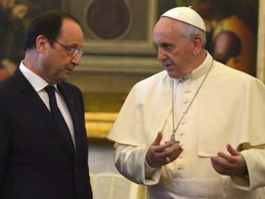 Visite de François Hollande au Vatican
