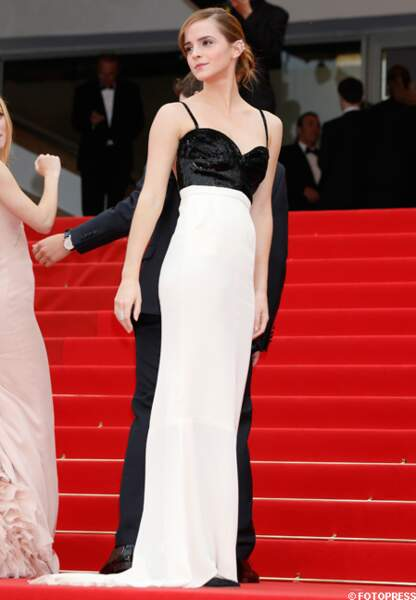 Emma Watson à Cannes pour The bling ring