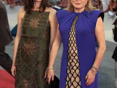 Catherine Deneuve et Chiara Mastroianni, chics de mère en fille