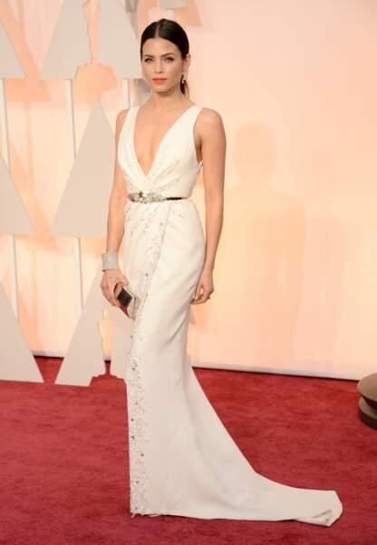 Jenna Dewan Tatum en Zuhair Murad Couture