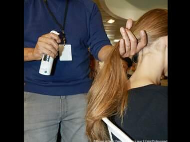 Tendance beauté des défilés – La ponytail wavy chez Valli