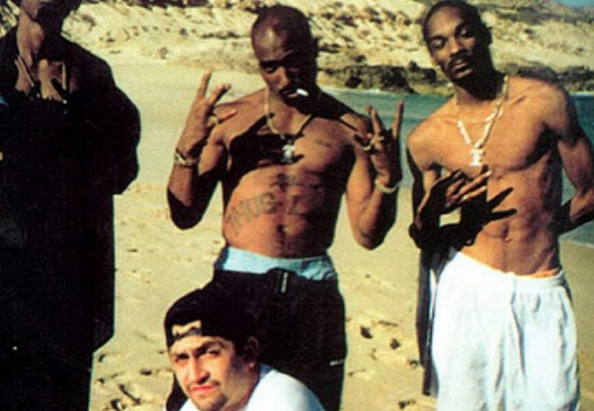 Snoop Dog et 2Pac