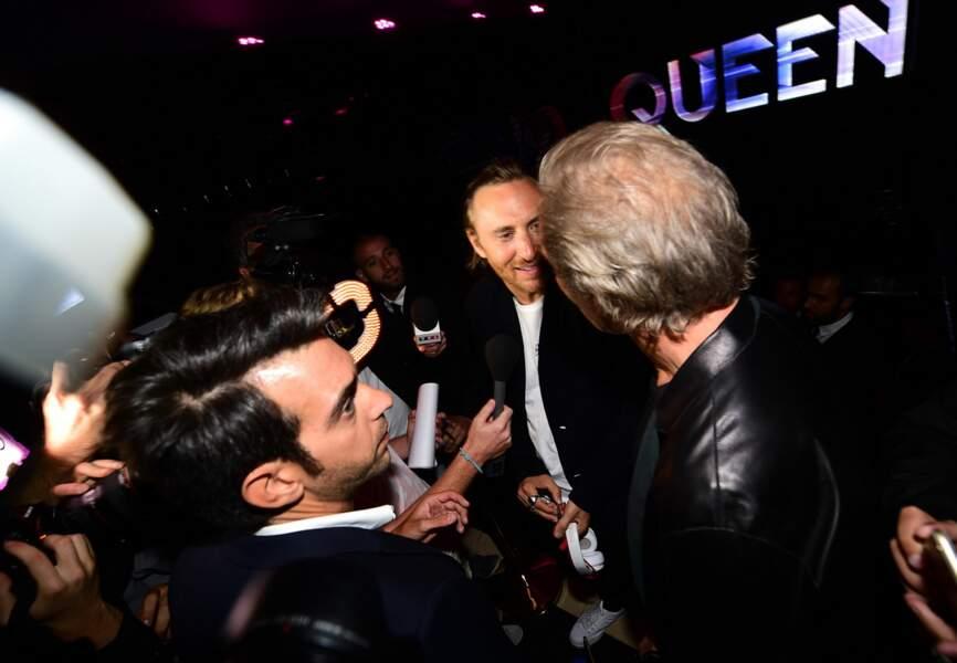 David Guetta a répondu aux questions de 50MN Inside