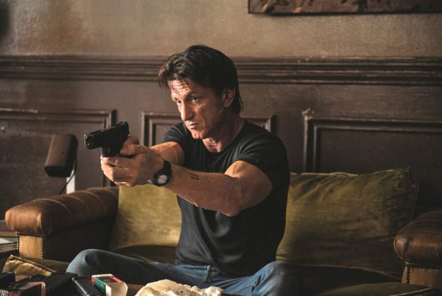 """Dernier film en date: """"Gunman"""", sorti en février dernier"""