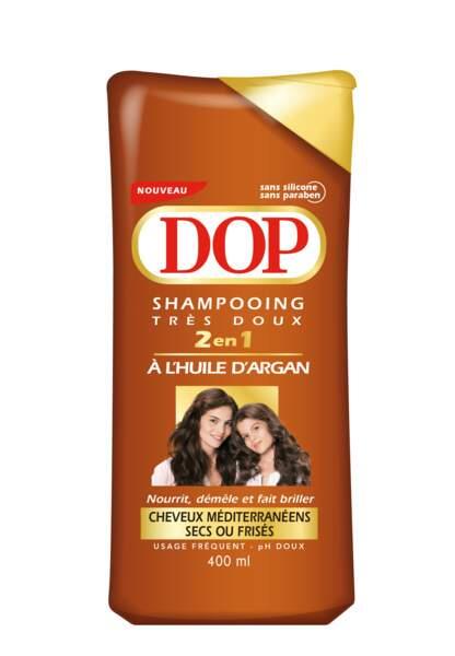 Dop, Shampooing à l'huile d'argan, 1,78€