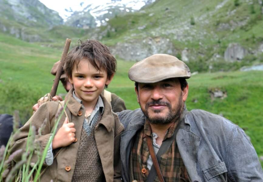 Nicolas Vanier offre un petit rôle à Mehdi, l'interprète de Sébastien dans les années 60