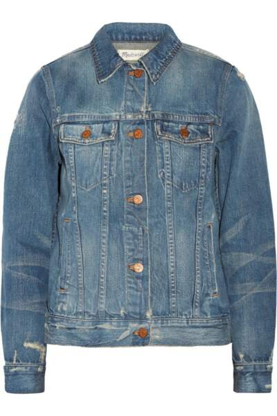Veste en jean - Madewell 150€