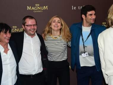 Gala By Night : Julie Gayet fait la fête sur la Plage Magnum