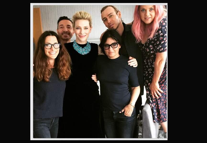 Le look de Cate Blanchett